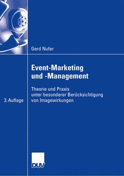 Event-Marketing und -Management - Nufer, Gerd