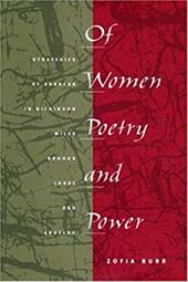 Of Women, Poetry, and Power: Strategies of Address in Dickinson, Miles, Brooks, Lorde, and Angelou - Burr, Zofia A.