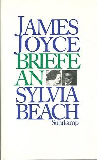 Briefe an Sylvia Beach 1921-1940