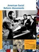 American Social Reform Movements Reference Libry 4v