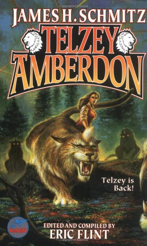 Telzey Amberdon - James H. Schmitz